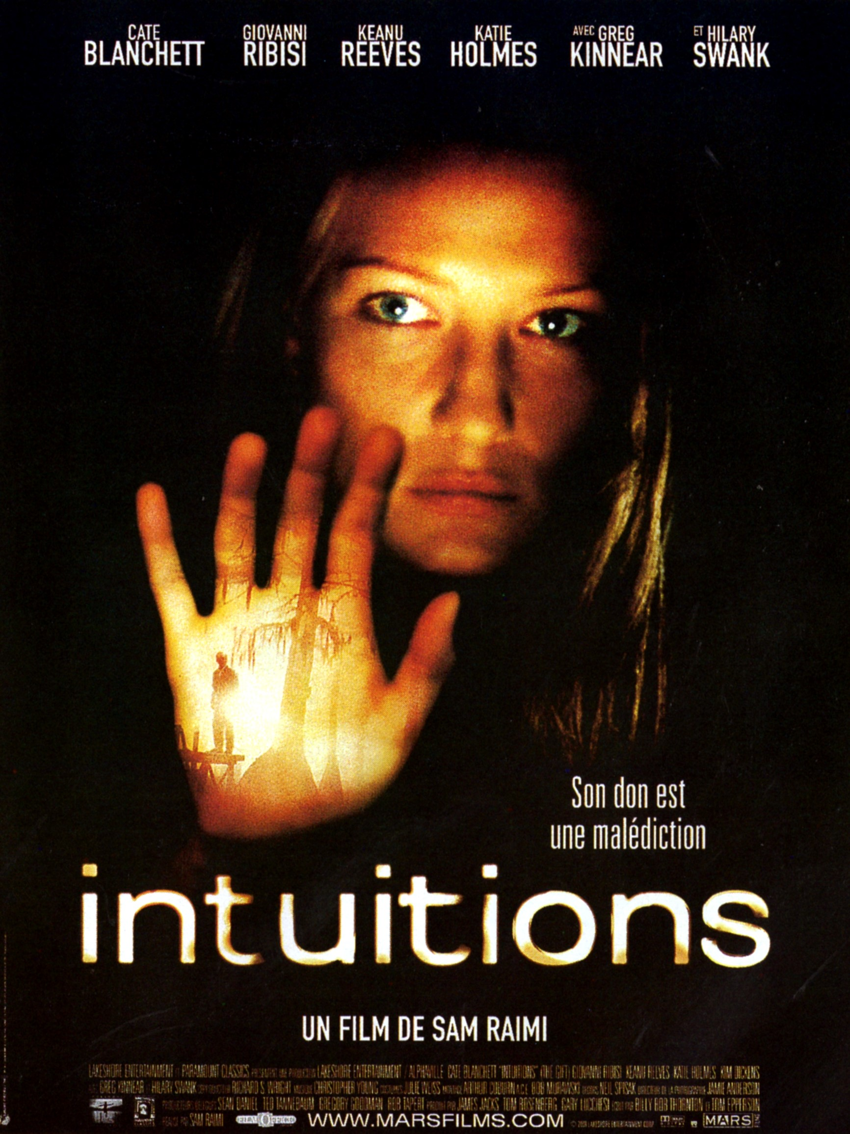 affiche du film Intuitions
