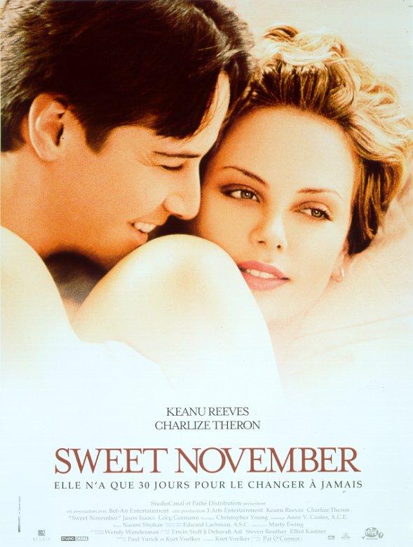 affiche du film Sweet November