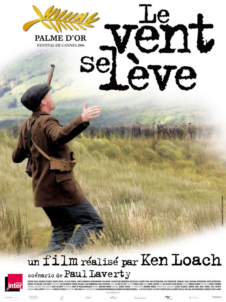 affiche du film Le Vent se lève (2006)