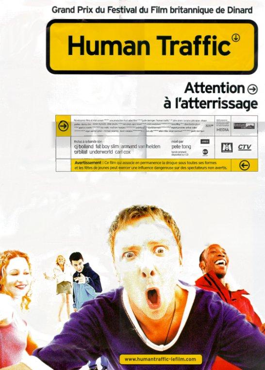 affiche du film Human Traffic