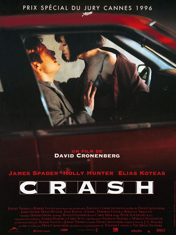 affiche du film Crash