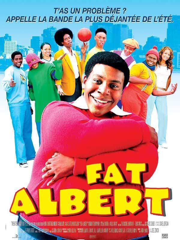 affiche du film Fat Albert