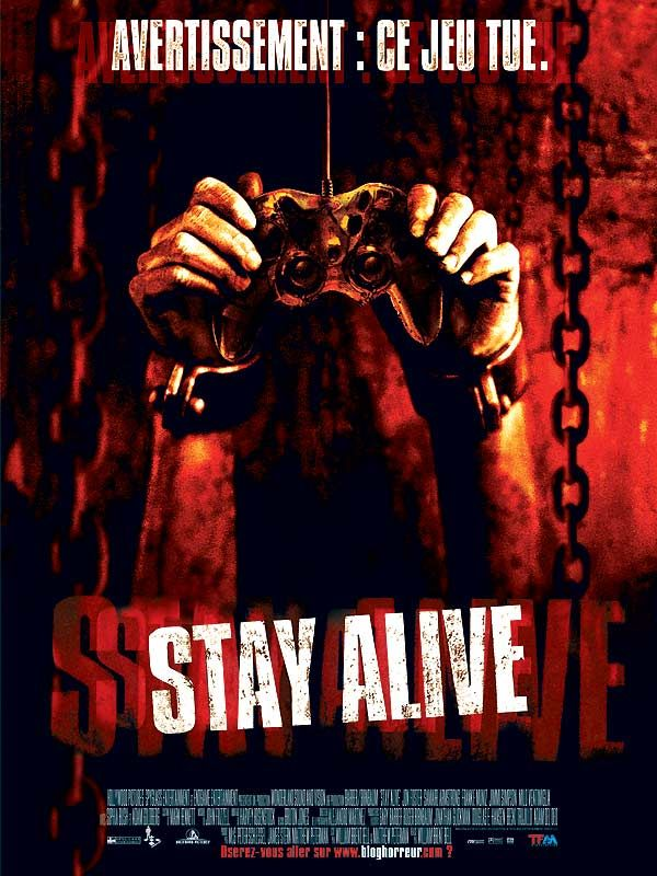 affiche du film Stay Alive
