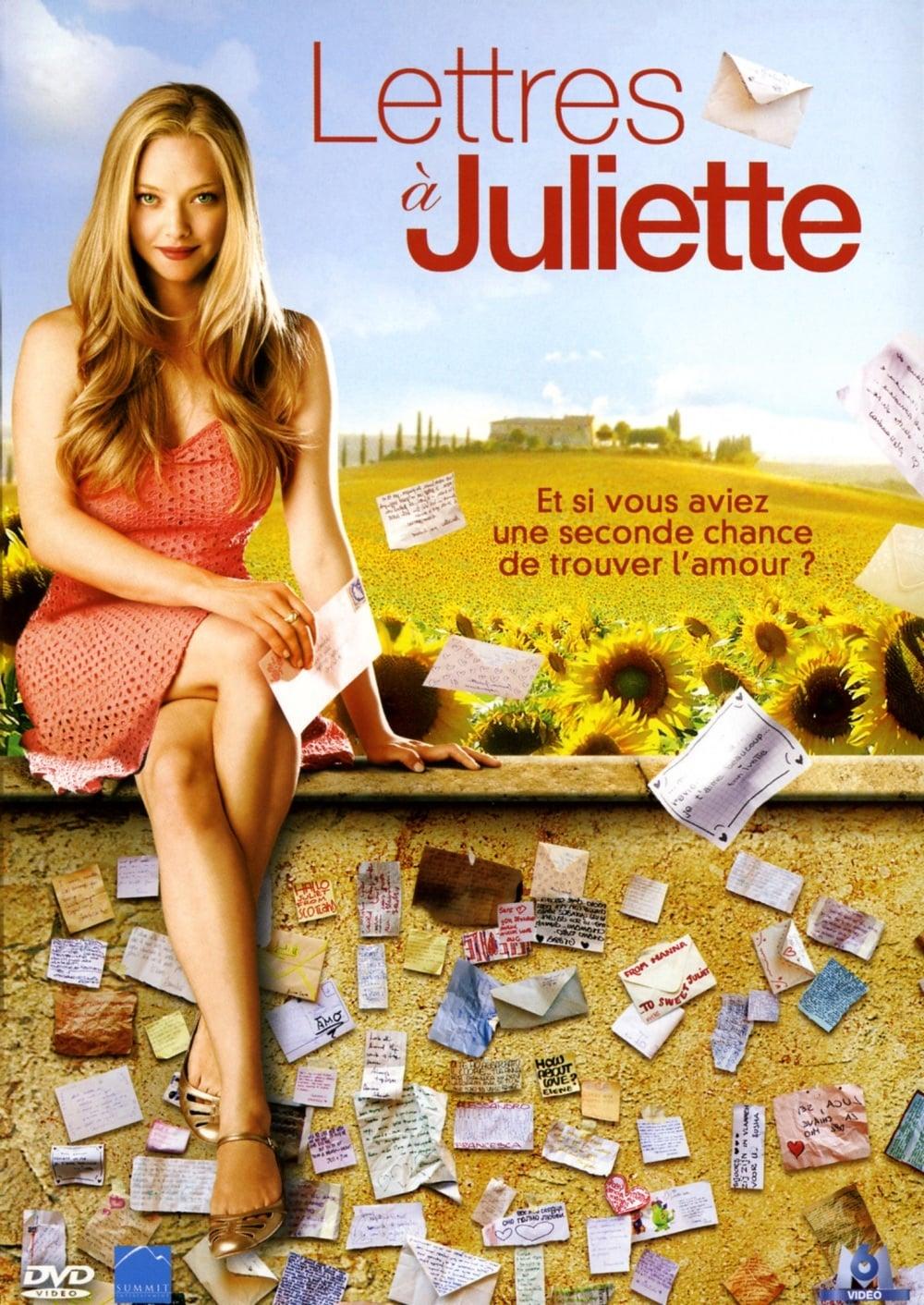 affiche du film Lettres à Juliette