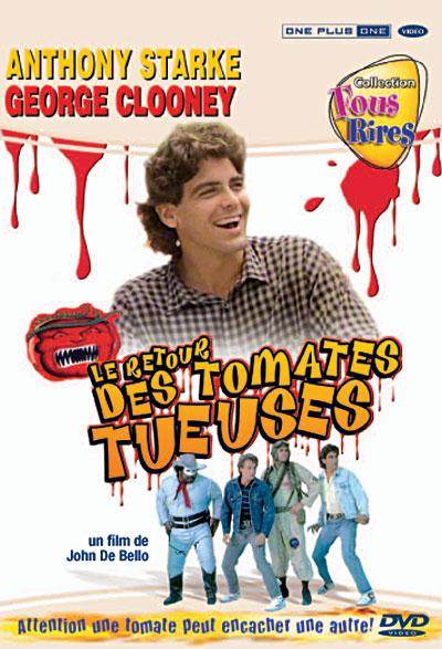 affiche du film Le retour des tomates tueuses