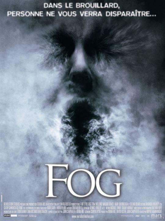 affiche du film Fog