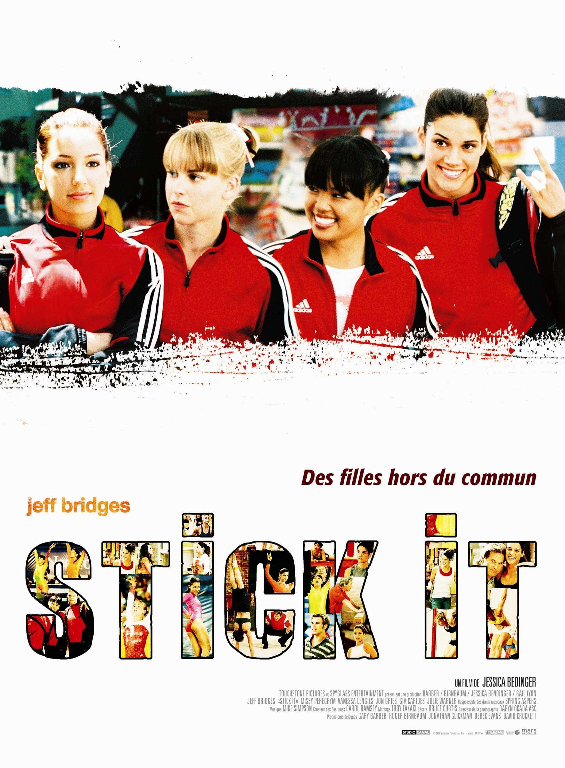 affiche du film Stick It