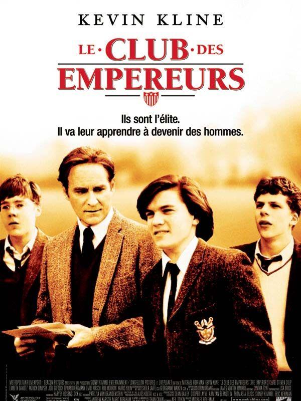 affiche du film Le Club des empereurs