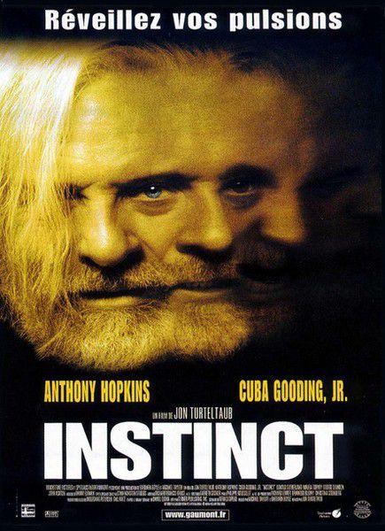 affiche du film Instinct (1999)