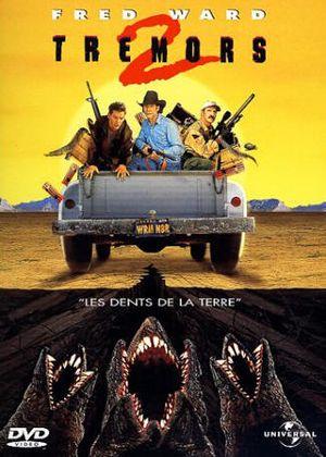 affiche du film Tremors II : Les dents de la terre