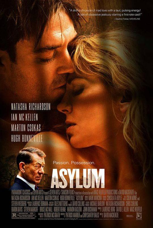 affiche du film Asylum (2005)