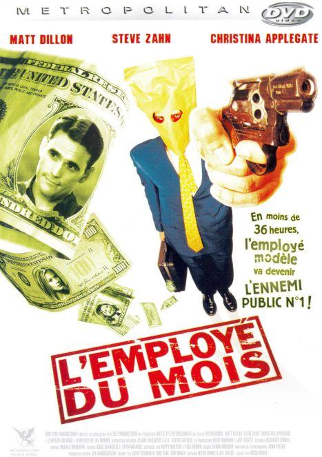 affiche du film L'employé du mois
