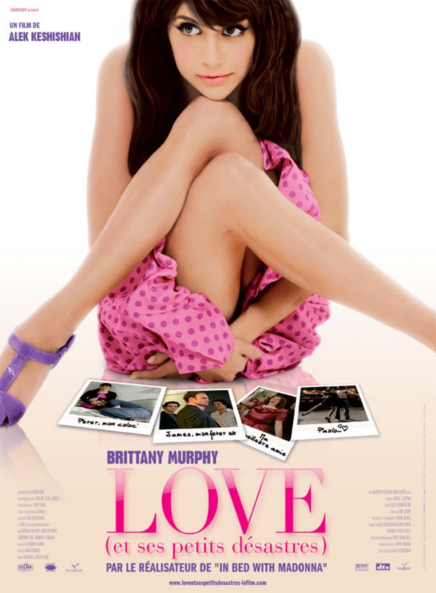 affiche du film Love (et ses petits désastres)