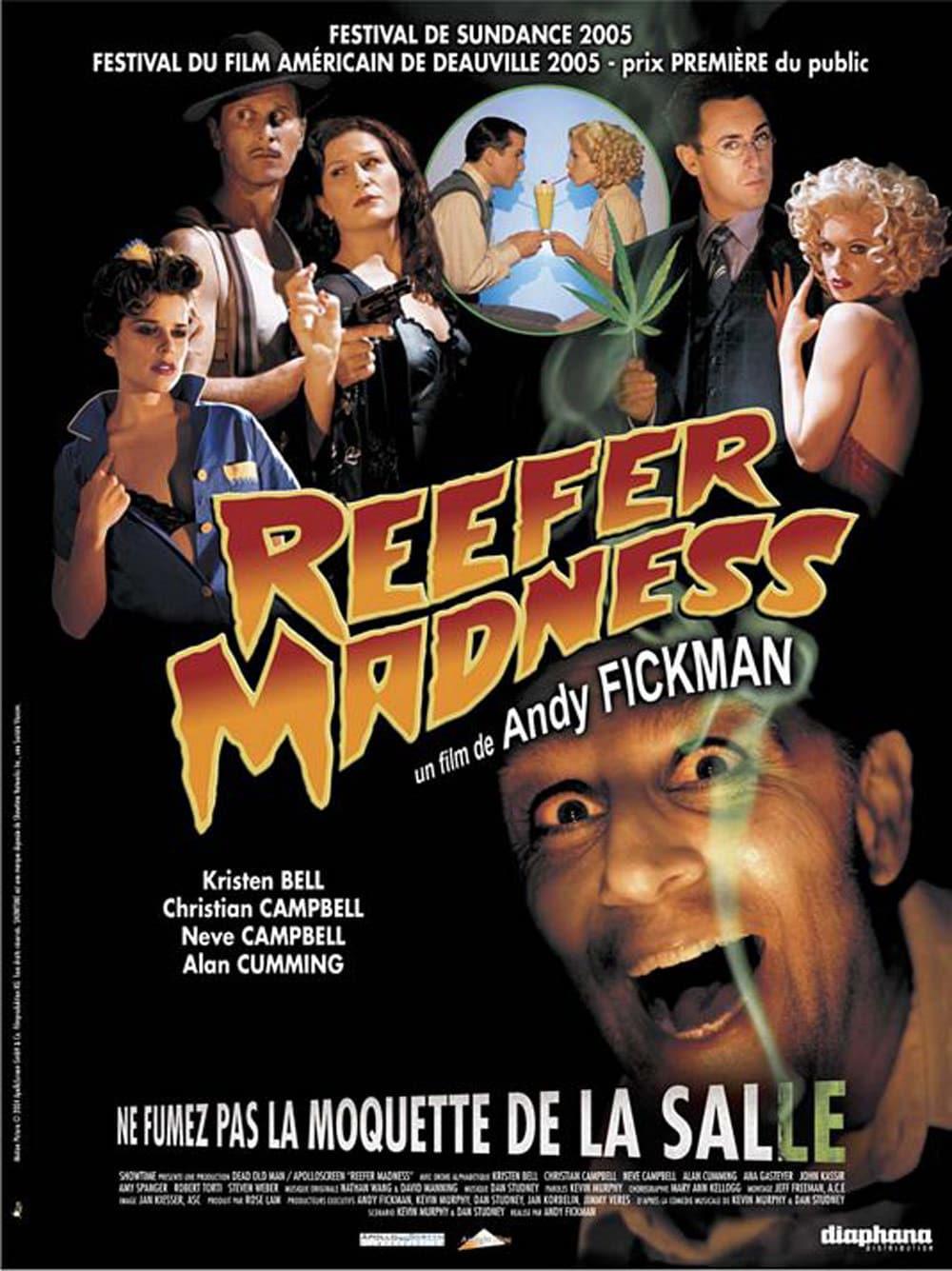 affiche du film Reefer Madness (TV)