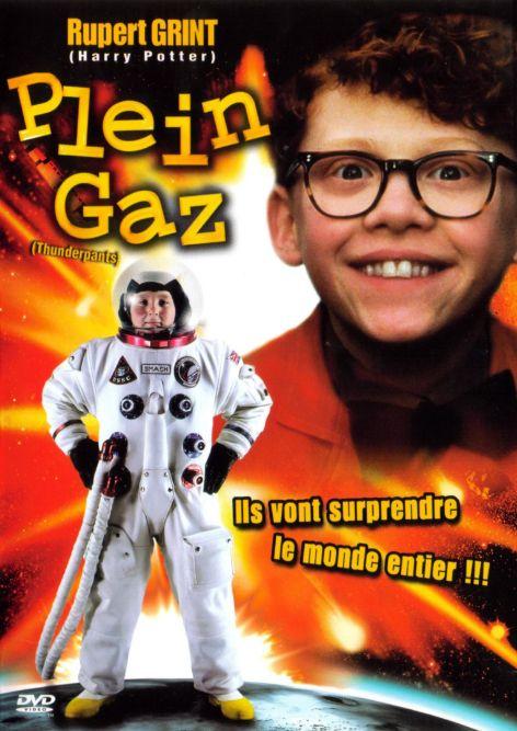 affiche du film Plein gaz