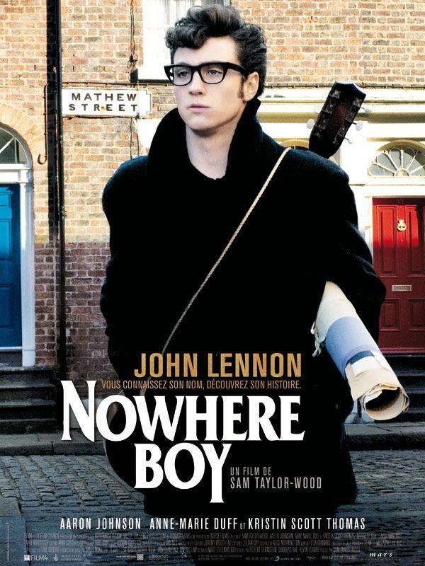 affiche du film Nowhere Boy