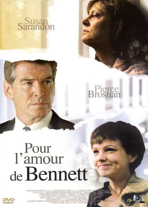 affiche du film Pour l'amour de Bennett
