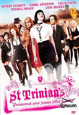affiche du film St Trinian's : Pensionnat pour jeunes filles rebelles