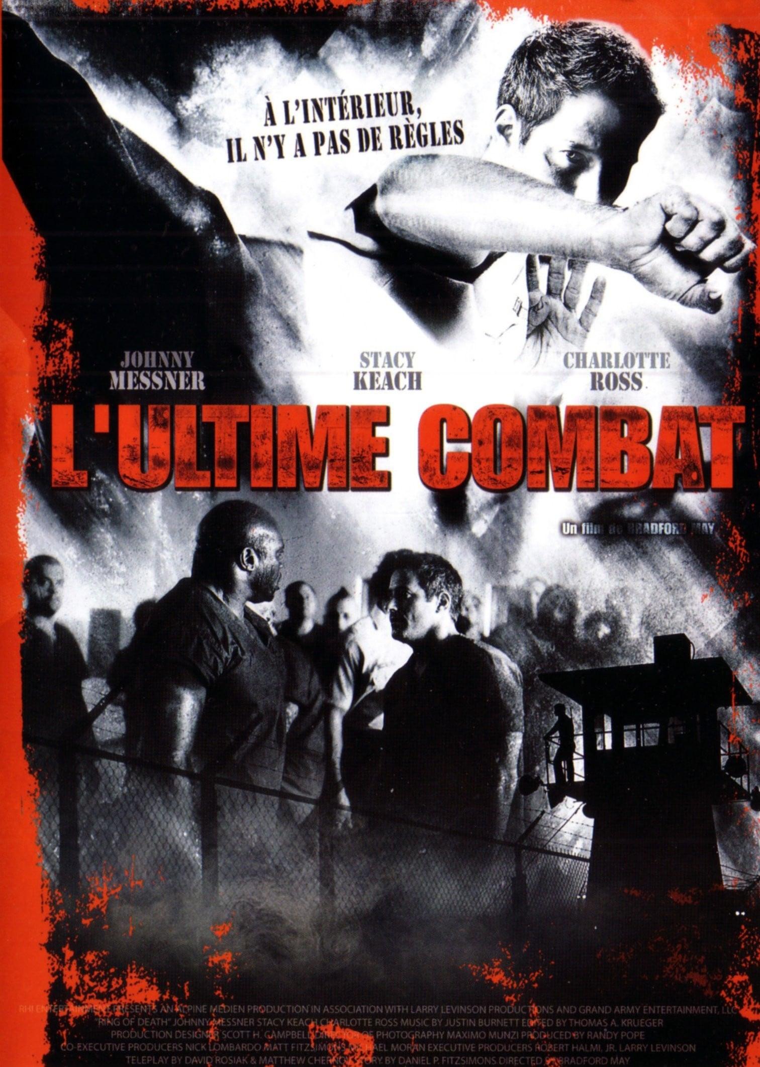 affiche du film Ultime Combat (TV)