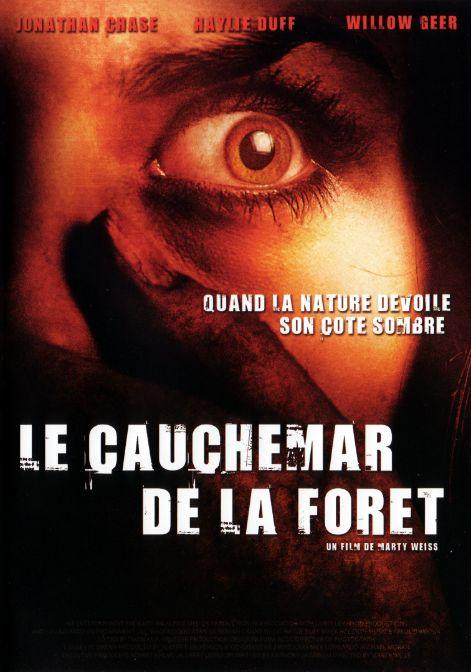 affiche du film Le cauchemar de la forêt (TV)