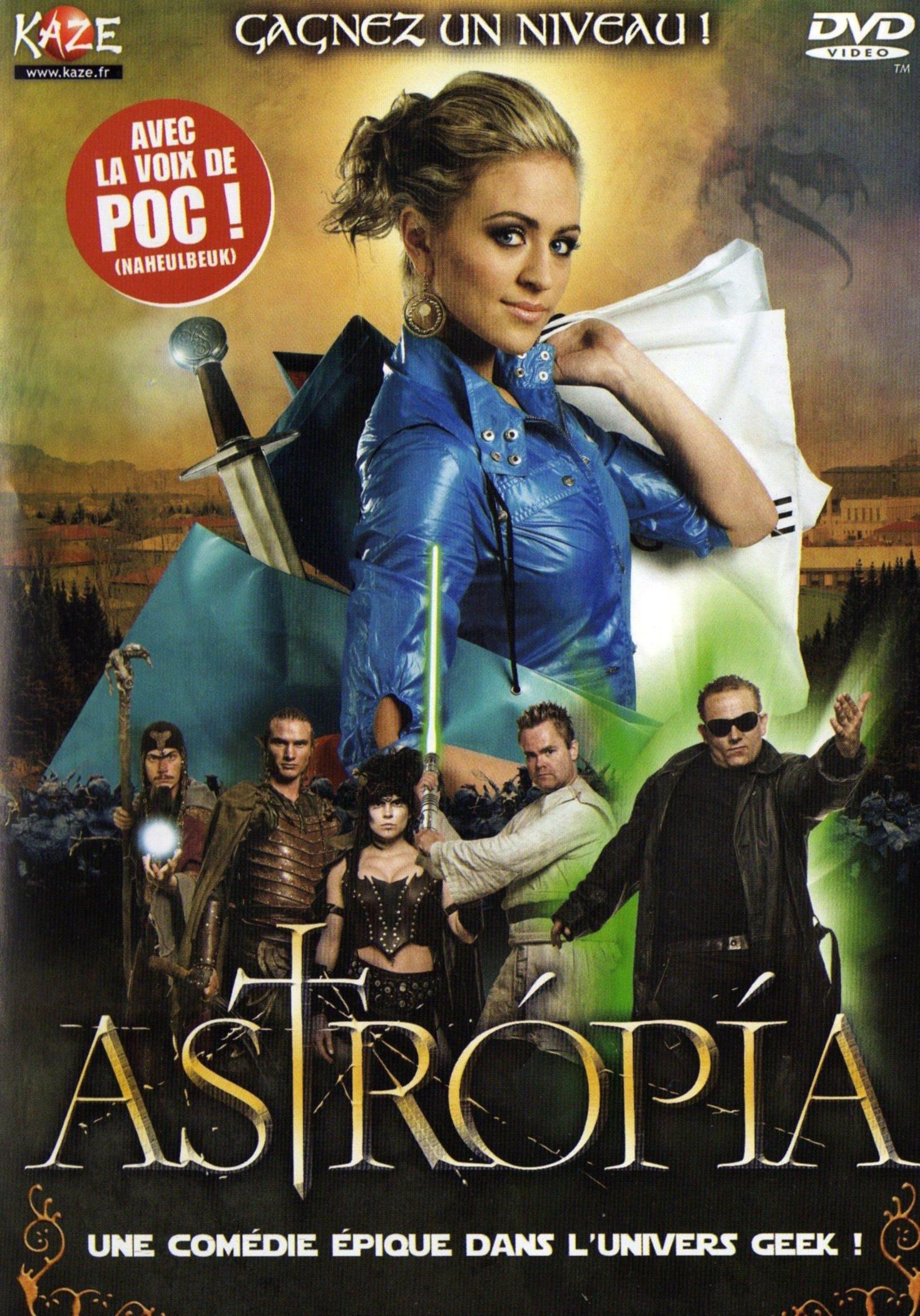 affiche du film Astropia