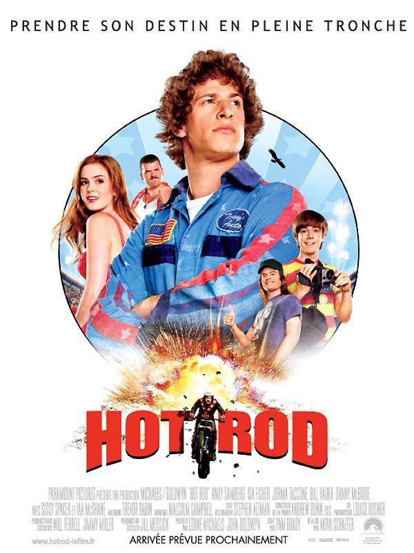 affiche du film Hot Rod