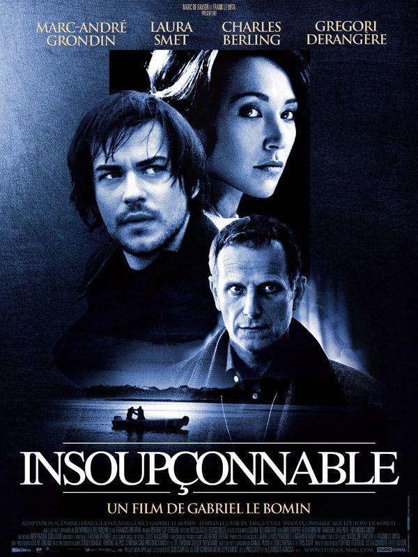 affiche du film Insoupçonnable