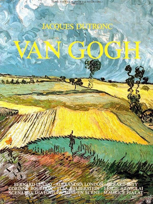 affiche du film Van Gogh