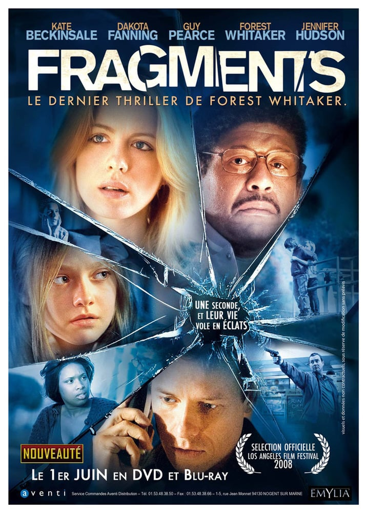 affiche du film Fragments