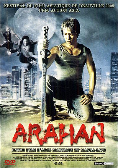 affiche du film Arahan