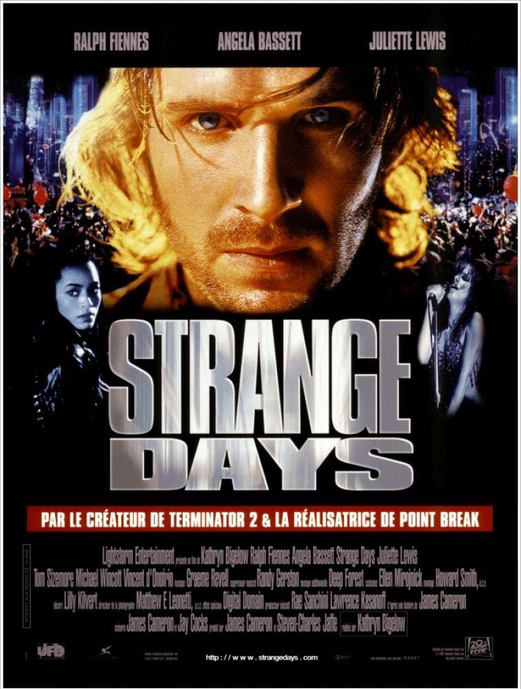 affiche du film Strange Days