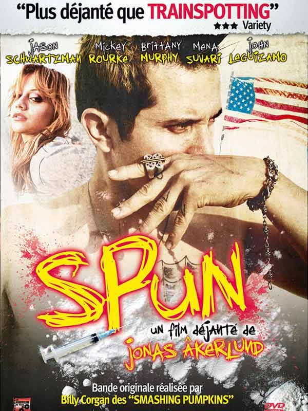 affiche du film Spun