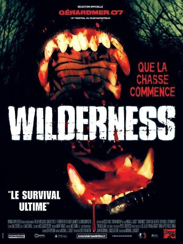affiche du film Wilderness