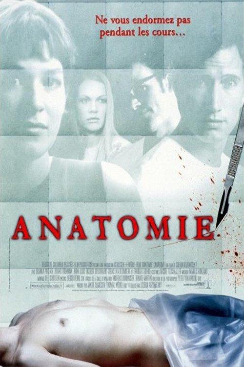 affiche du film Anatomie