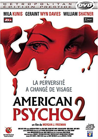 affiche du film American Psycho 2