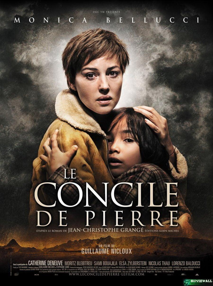 affiche du film Le concile de pierre