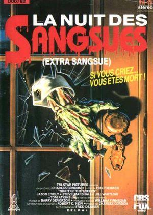 affiche du film Extra sangsues