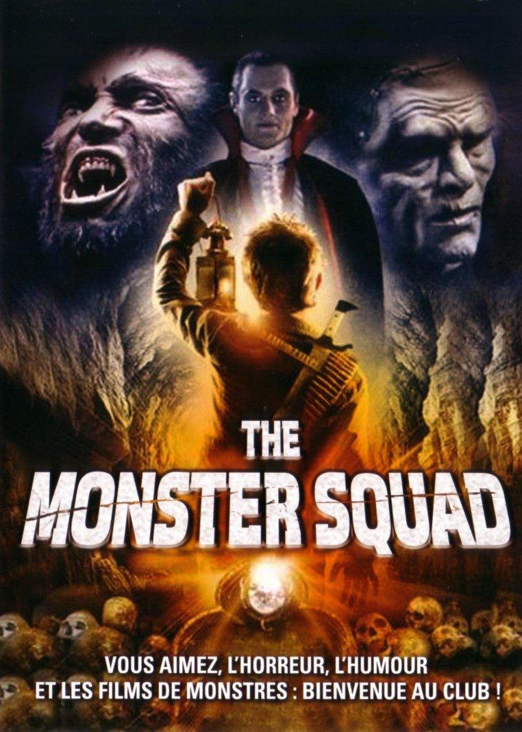 affiche du film The Monster Squad