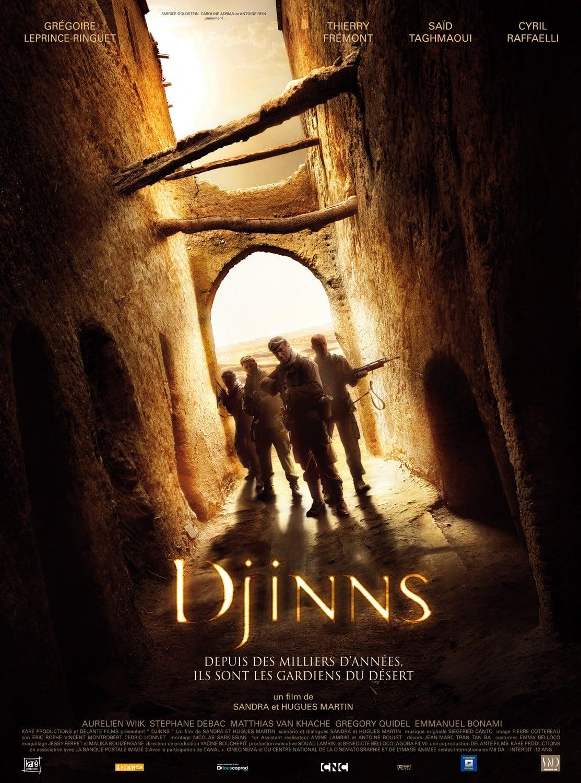 affiche du film Djinns