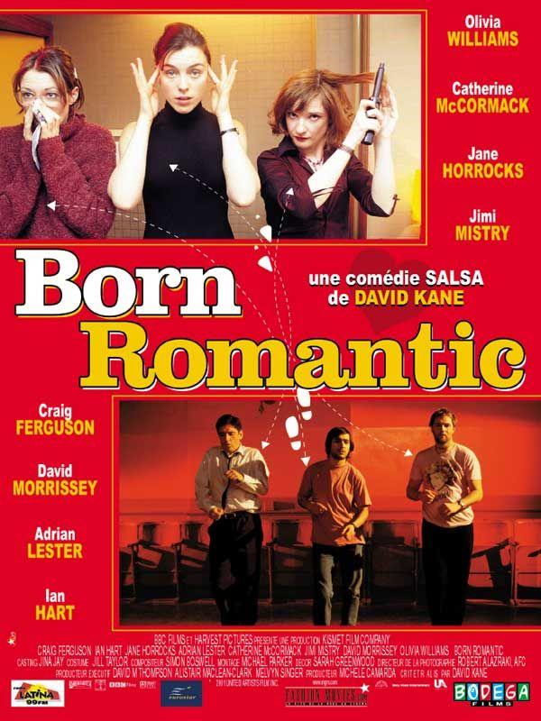 affiche du film Born Romantic
