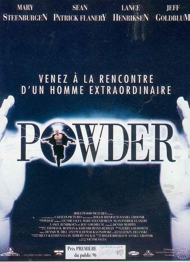 affiche du film Powder