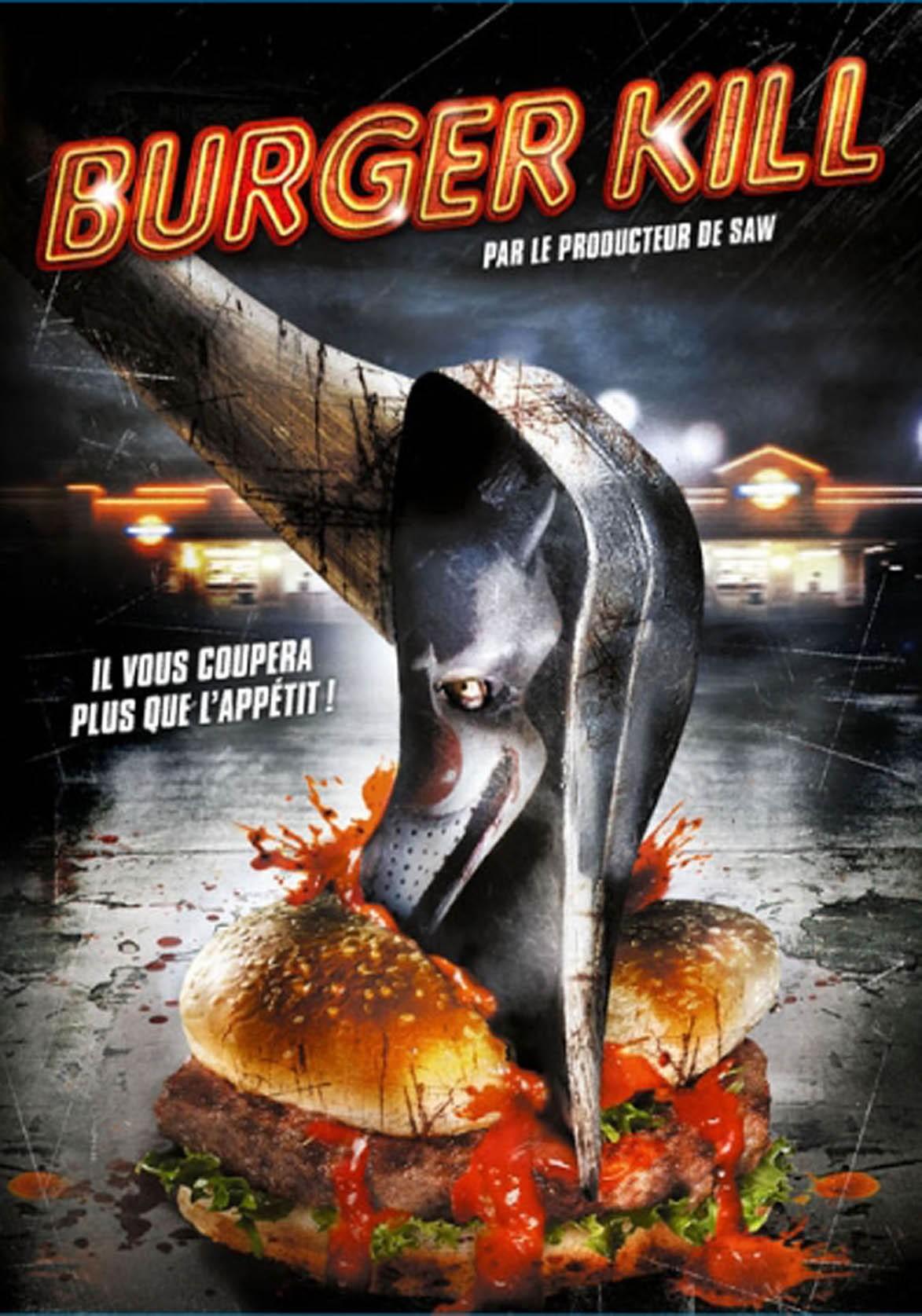 affiche du film Burger Kill
