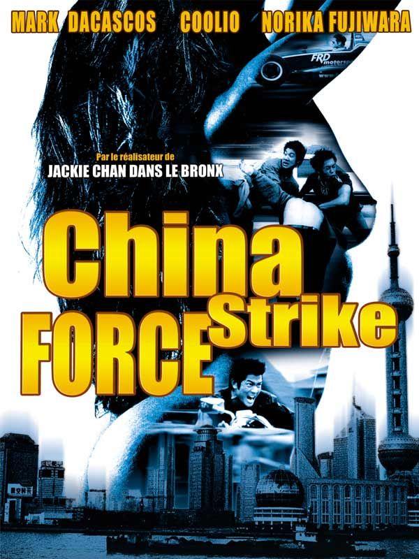 affiche du film China Strike Force