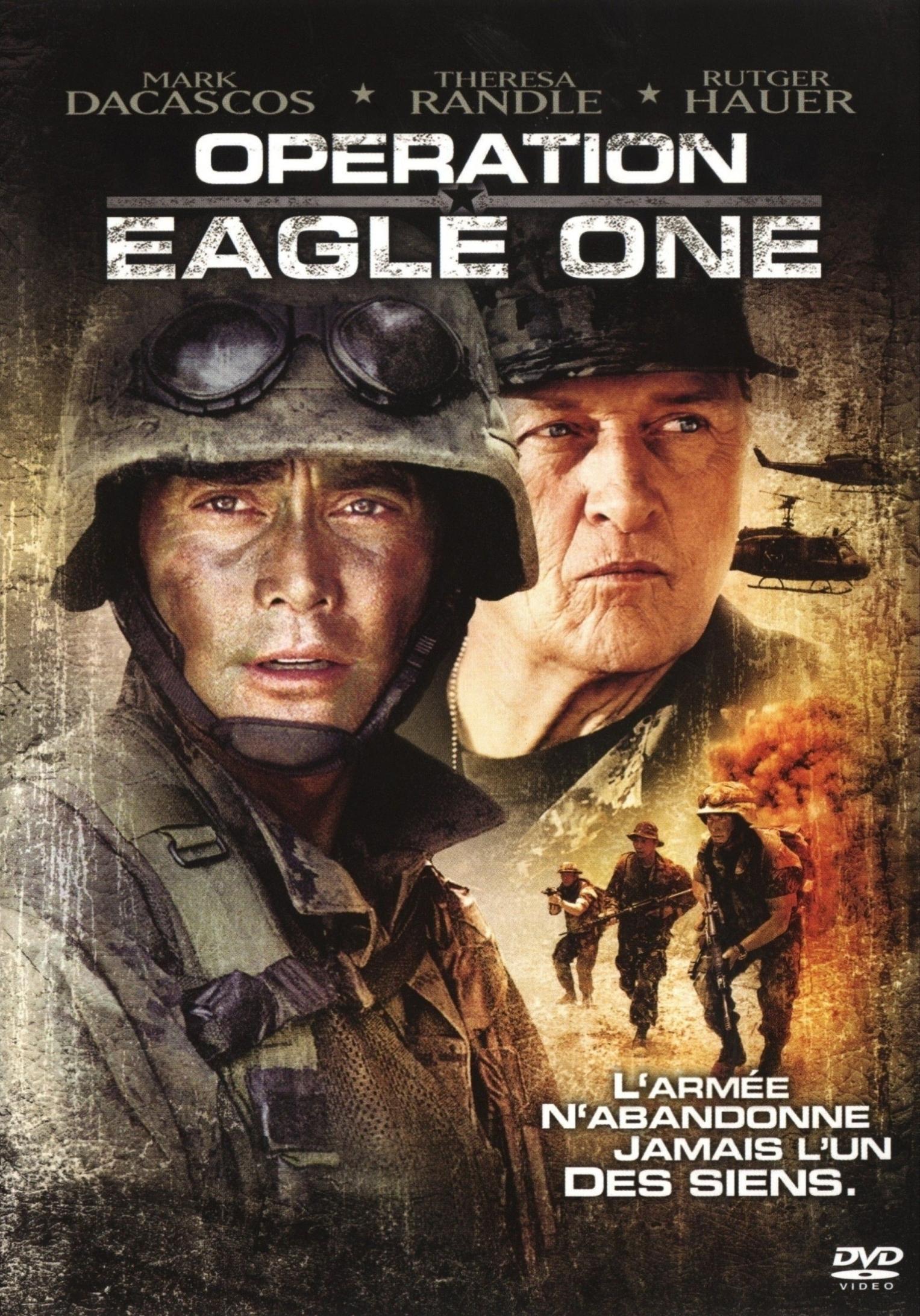 affiche du film Opération Eagle One