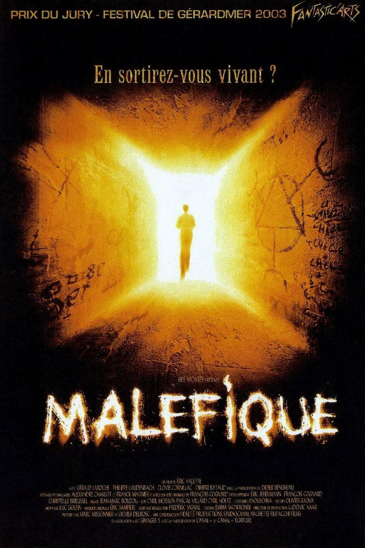 affiche du film Maléfique (2002)