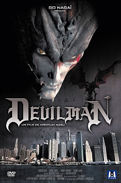 affiche du film Devilman
