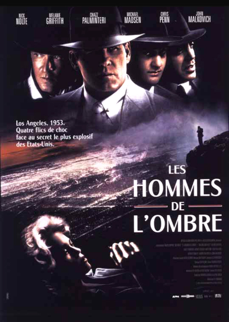 affiche du film Les hommes de l'ombre