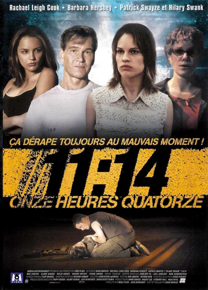 affiche du film 11:14 Onze heures quatorze