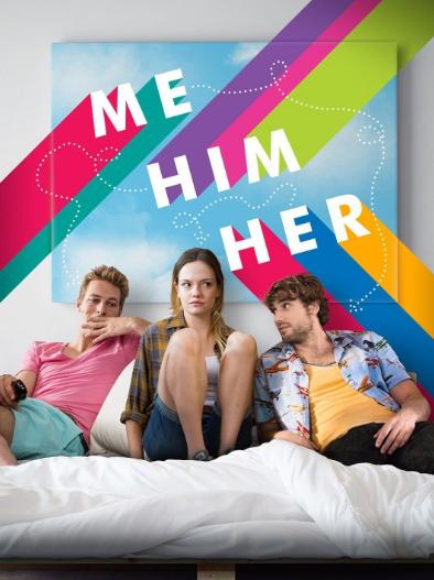 affiche du film Me Him Her
