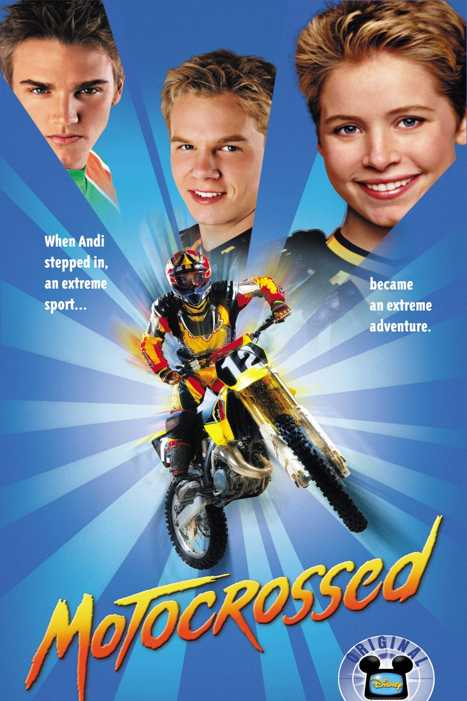 affiche du film Motocross (TV)